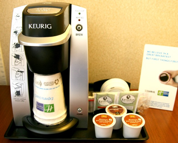 Keurig Coffee Brewers In Every Room 13 of 19