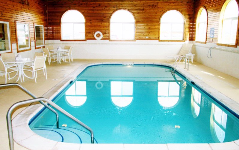 Take A Dip In Our Indoor Heated Pool And Whirlpool 8 of 19