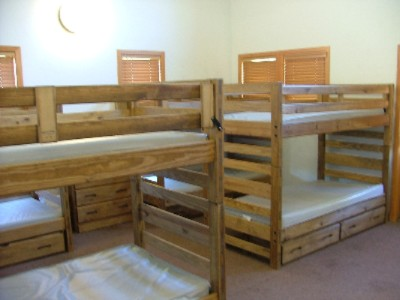 All Rooms Are Equipped With Bunk Bed. Linens Can Be Provided For A Fee 4 of 7