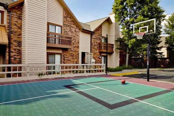 Seasonal Outdoor Sports Court 9 of 11