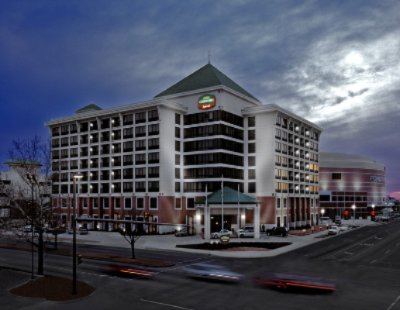 Courtyard by Marriott Oklahoma City Downtown 1 of 5