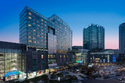 Courtyard by Marriott Seoul Times Square 1 of 11