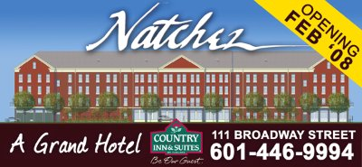 Image of Country Inn & Suites Natchez Ms.
