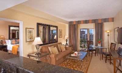 Aqua Palms 1 Bedroom Luxury Suite 9 of 10