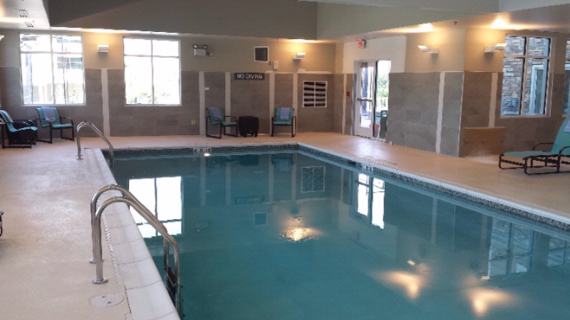Indoor Salt Water Pool 6 of 6