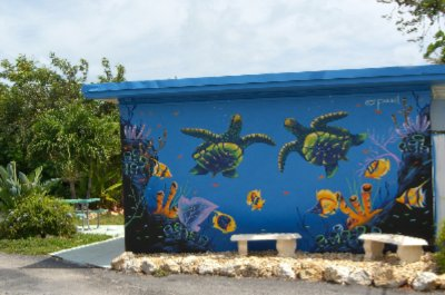 Sea Dell Mural By Artist O\'farrill 6 of 6
