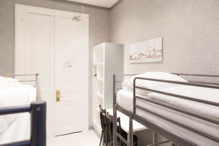 Quad Room With 2 Bunkbeds. 22 of 31