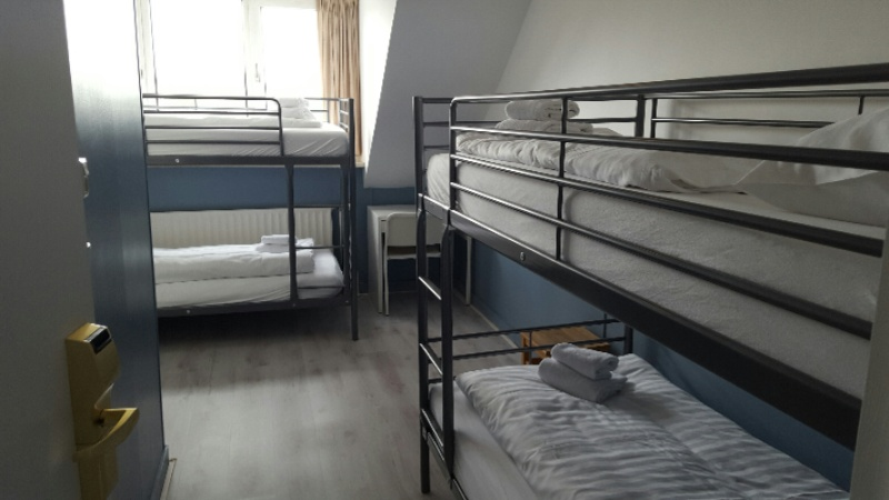 Quad Room With 2 Bunkbeds. 25 of 31