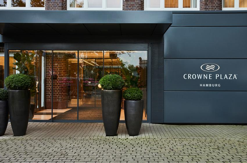 Crowne Plaza Hamburg City Alster 1 of 14