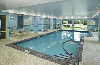 Heated Indoor Pool & Whirlpool 3 of 12