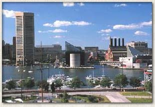 Baltimore Inner Harbor 6 of 6