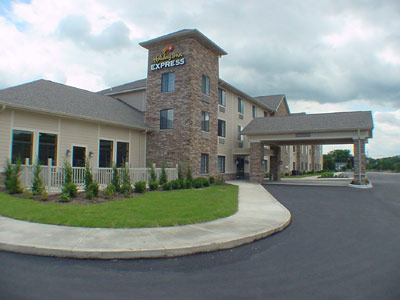 Image of Holiday Inn Express Logan