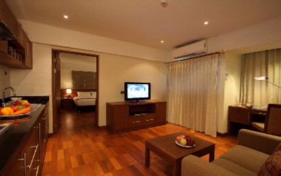 Bally\'s Studio Suites Sukhumvit 1 of 16