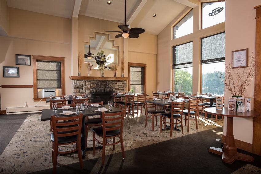 The View Restaurant At Dunham\'s Bay Resort 11 of 11