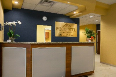 Microtel Inn & Suites Washington Meadowlands 1 of 10