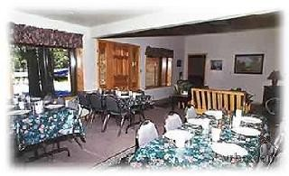 Large Dining Area With Extra Tables And Chairs Included. 8 of 9