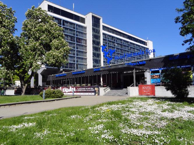 HOTEL JURMALA SPA CONFERENCE CENTER Jurmala Jomas 47 49 2015
