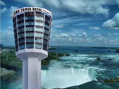 The Tower Hotel Niagara Falls On 6732 Fallsview L2g3w6