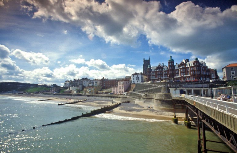 View Of Cromer From Pier 12 of 16