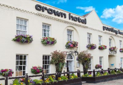 Crown Hotel 1 of 8