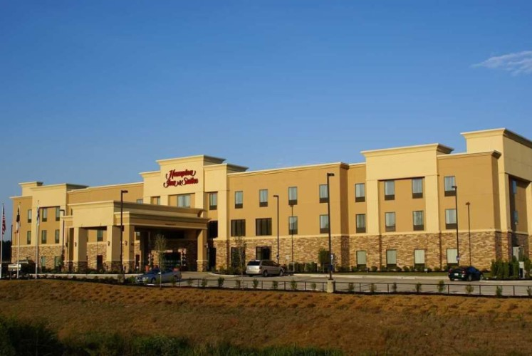 Hampton Inn & Suites Center Texas 1 of 5
