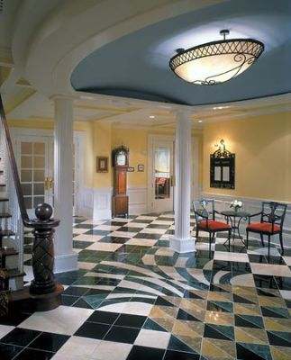 Marshall House Lobby 4 of 8