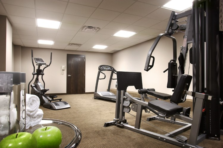 Fitness Room At Sterling Inn & Spa 7 of 11