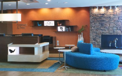 Fairfield Inn & Suites Athens Al Lobby 3 of 9