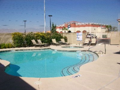 Enjoy A Break From Walking The Strip In Our Year-Around Heated Pool! 11 of 16