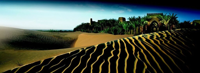 Bab Al Shams Desert Resort & Spa 3 of 12