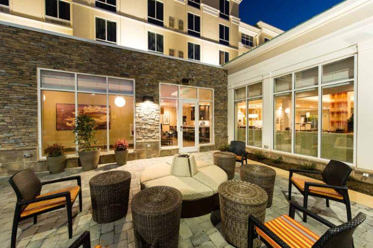 Hilton Garden Inn Charlotte Airport Charlotte Nc 2400 Cascade Pointe 28208