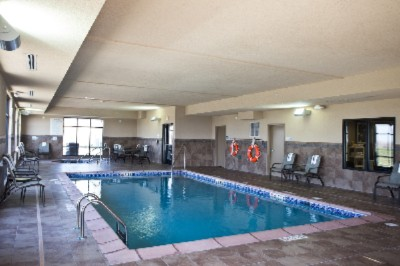 Relax In Our Indoor Pool And Hot Tub Any Season Of The Year 6 of 9