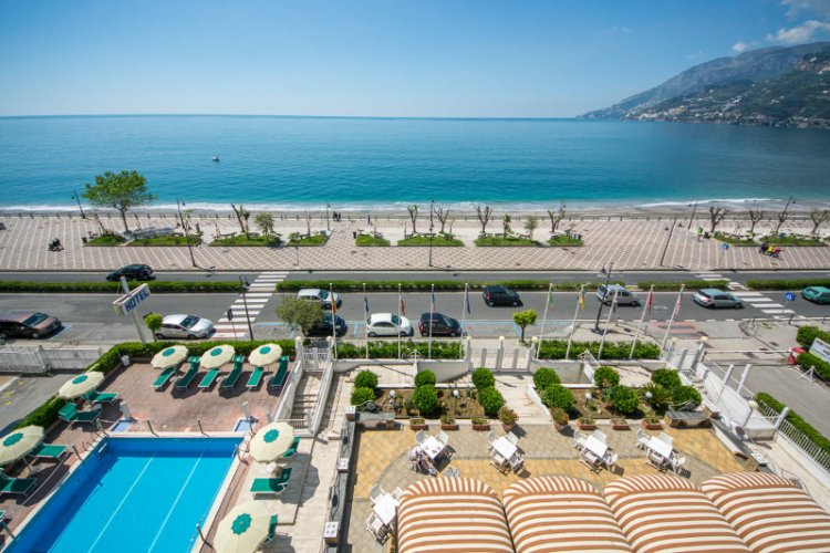 Hotel Pietra Di Luna Maiori Swimming Pool And Beach 15 of 16