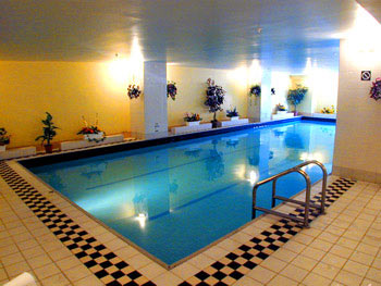 Indoor Heated Pool With 24hrs Gym 7 of 11