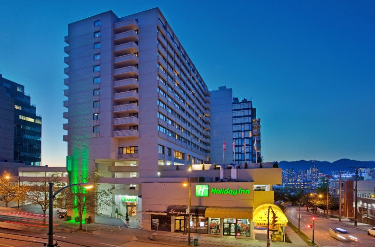 Image of Holiday Inn Vancouver Centre