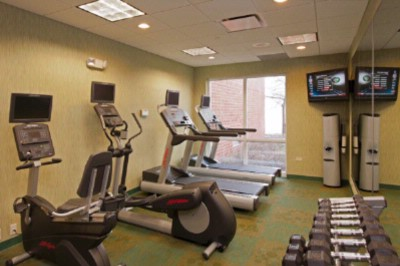 Get Fit In Our 24 Hr Fitness Center! 9 of 9