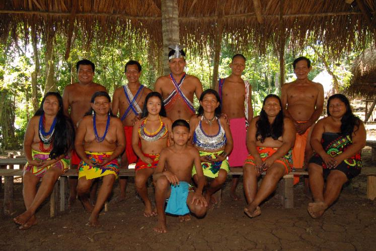 Tribu Embera 9 of 31