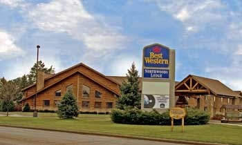 Best Western Northwoods Lodge 1 of 7