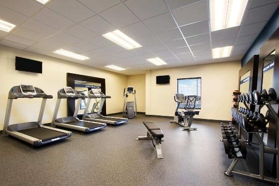Large Fitness Center 12 of 12
