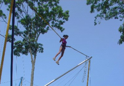Bungee Trampoline-Out Of Bounds Adventure Center 6 of 30
