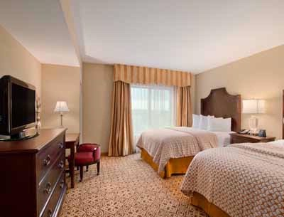 Standard Suite Queen/queen Bedroom 14 of 22