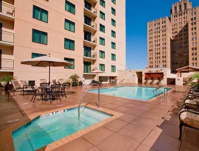 Hotel Rooftop Pool 3 of 22