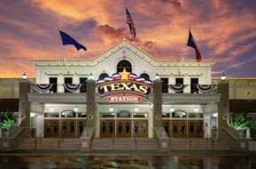 Texas Station Front Entry 9 of 9