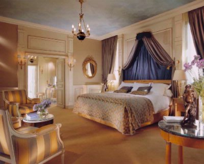 Belle Etoile Royal Suite Master Bedroom 14 of 31