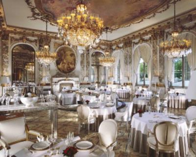 Le Meurice Restaurant 5 of 31