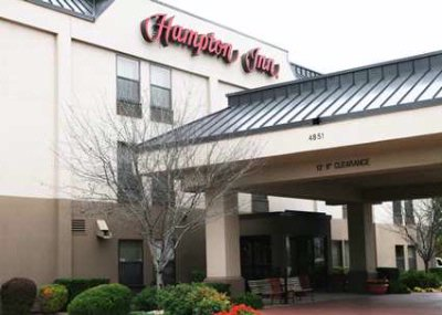 Hampton Inn Shawnee 1 of 8