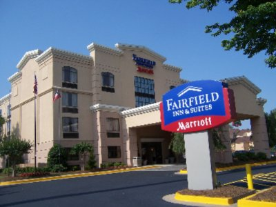Fairfield Inn & Suites Atlanta Airport South Entrance