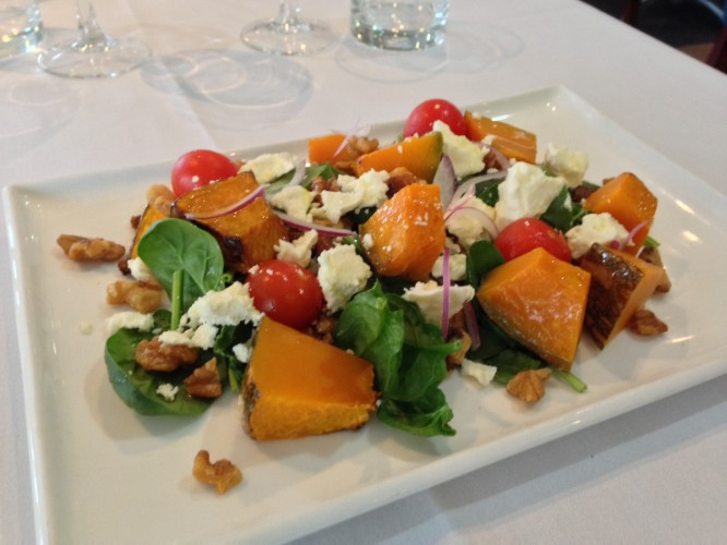 Roast Pumpkin And Spinach Salad 3 of 20