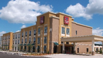 Comfort Suites & Conference Center 1 of 10