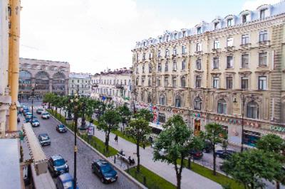 View On Nevsky Prospect 15 of 17